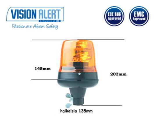 Vilkkumajakka 12-24 V, Vision Alert - Vilkkumajakka 12-24 V