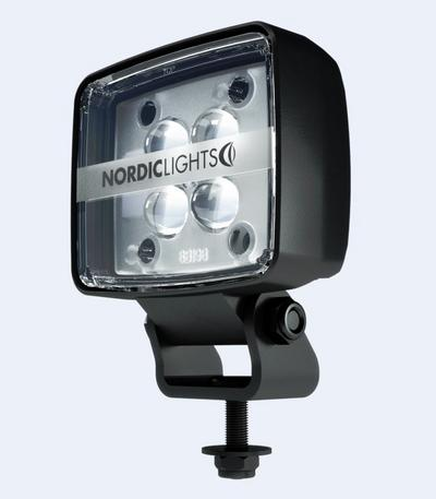 Led-varoitusvalo (sininen valo), Nordic Lights - Led-varoitusvalo (sininen valo)