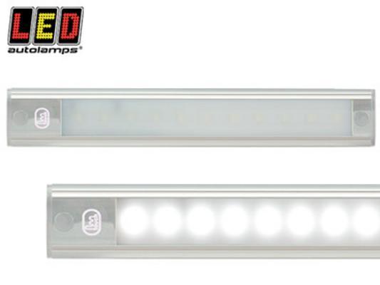 Kapeat led-sisävalot 12 / 24 V, 260 mm - Led-sisävalo 12 V, 260 mm