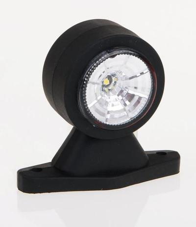Led-äärivalo, puna-valkoinen (12-36 V) - Led-äärivalo, puna-valkoinen (12-30 V)