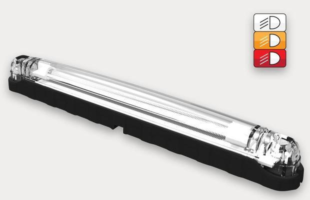 Led-sivuäärivalo 12-36 V, keltainen - Led-sivuäärivalo 12-36 V, keltainen
