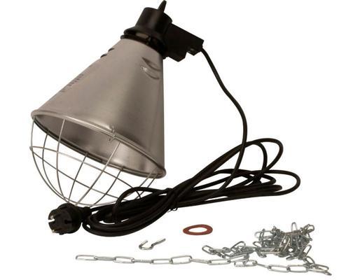 Lämpölampun suojus, enintään 250 W lampuille