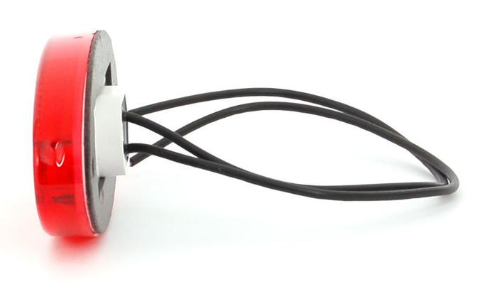 Led-takaäärivalo, punainen (12-24 V) - Was - Led-takaäärivalo, punainen (12-24 V)