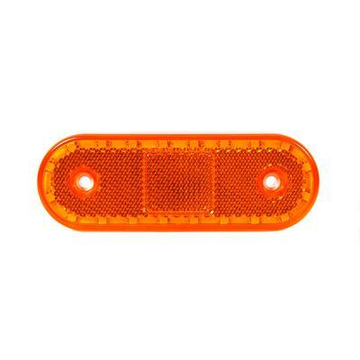 Led-sivuäärivalo 10-36 V, keltainen  - Led-sivuäärivalo 10-36 V, keltainen