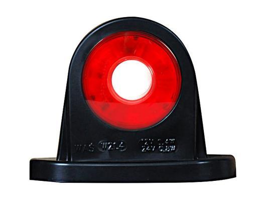 Led-äärivalo, puna-valkoinen (12-24 V), Was - Led-äärivalo, puna-valkoinen (12-24 V)