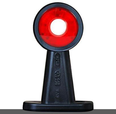Led-äärivalo 12-24 V, puna-valkoinen - Was - Led-äärivalo 12-24 V, puna-valkoinen