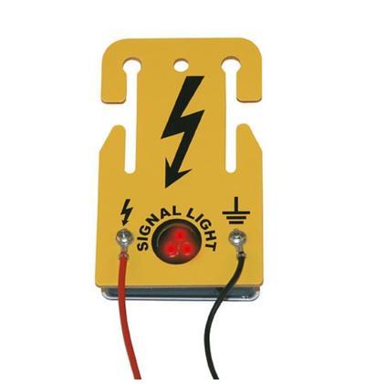 Merkkivalo sähköaitaukseen - Merkkivalo sähköaitaukseen