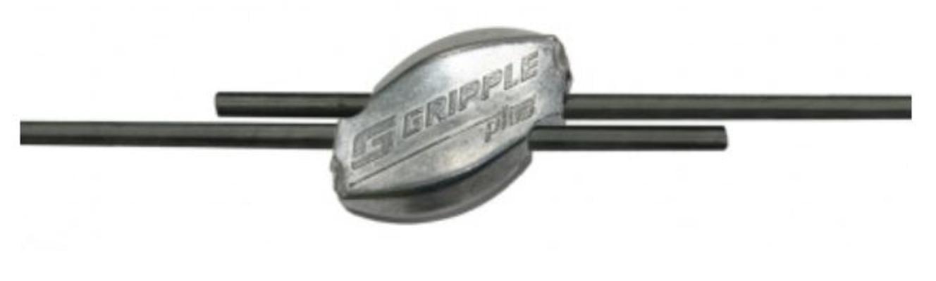 Jatkoliitin 1-2 mm langalle, Gripple - Gripple -jatkoliitin (10 kpl)