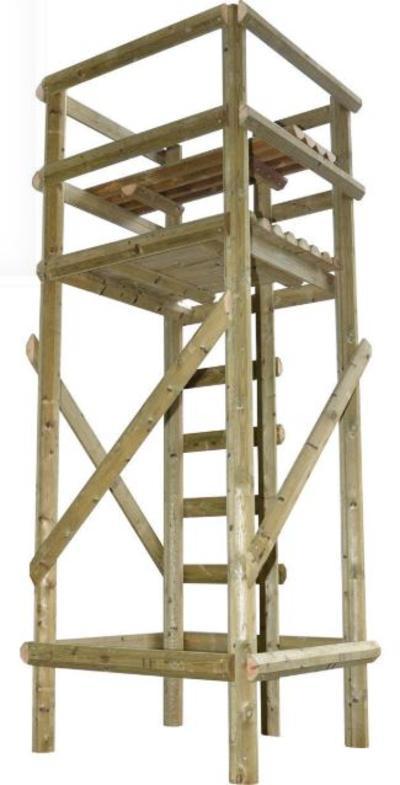 Metsästys- ja tähystystorni, Octowood - Metsästys- ja tähystystorni