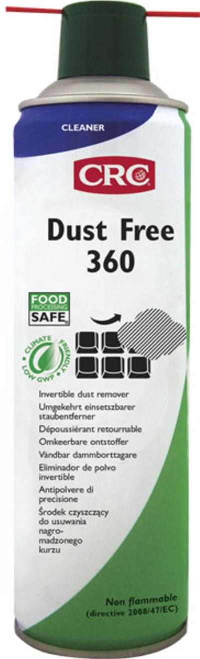 Elektroniikan pölynpuhdistaja Dust Free 360, CRC - Elektroniikan pölynpuhdistaja Dust Free 360