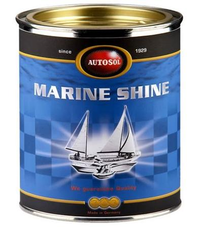 Kiillotus- ja puhdistusaine Marine Shine, Autosol - Kiillotus- ja puhdistusaine Marine Shine, 750 ml