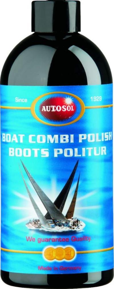 Veneen kiillotusaine Combi Polish, Autosol - Veneen kiillotusaine Combi Polish