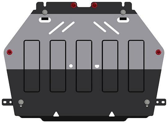 Pohjapanssari Mitsubishi Outlander (2012-)