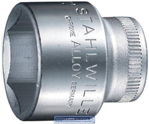 "Hylsyavain 3/8"", Stahlwille 456 - Avainväli 7 mm, pituus 24 mm"