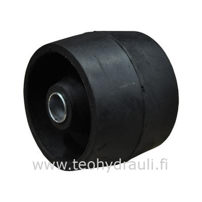 Sivurulla 115x85 mm (ø22 mm)