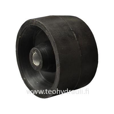 Sivurulla 150x85 mm (ø22 mm)