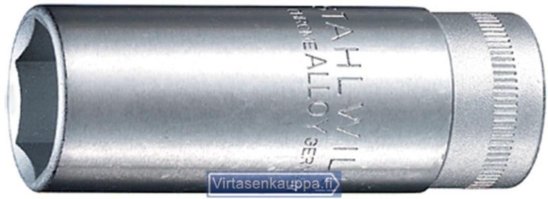 "Tulppahylsyavain 3/8"", Stahlwille 4606 - Tulppahylsyavain 3/8"", 18 mm"