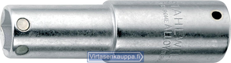 """Tulppahylsyavain 3/8"""", Stahlwille 3466 - Sytytystulppahylsyavain 3/8"""", 16 mm"""