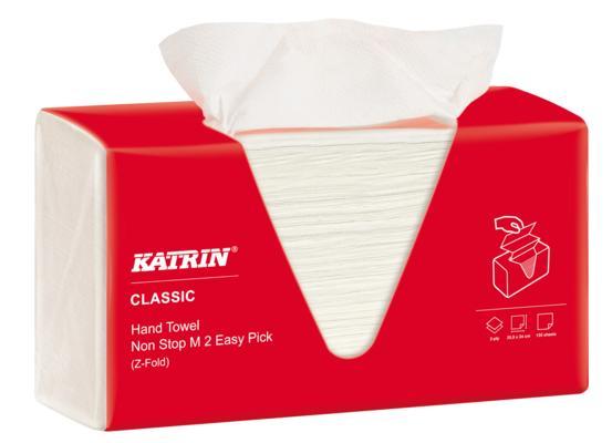 Käsipyyhe classic non stop M2 1 pkt, Katrin - Käsipyyhe classic non stop M2 1 pkt, Katrin