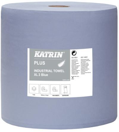 Teollisuuspyyhe Plus XL3, Katrin - Teollisuuspyyhe Plus XL3, Katrin
