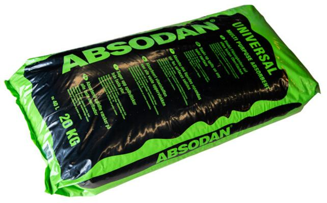 Imeytysrouhe universal (20 kg), Absodan