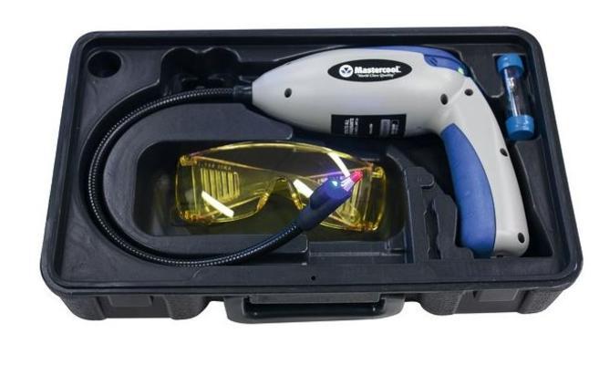 Elektroninen vuodonilmaisin UV-valolla - Elektroninen vuodonilmaisin UV-valolla