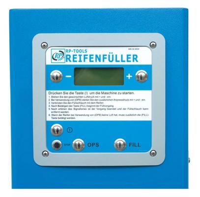 Renkaantäyttölaite, RP-Tools - Renkaantäyttöautomaatti