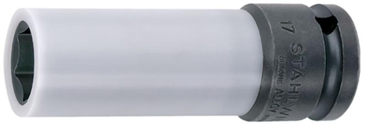 """Vannehylsyavain (1/2""""), Stahlwille - Vannehylsyavain 17 mm"""