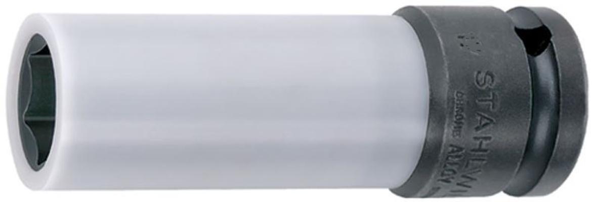 """Vannehylsyavain (1/2""""), Stahlwille - Vannehylsyavain 19 mm"""