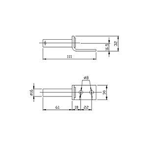 Saranan vastakappale UZ-01 SPP