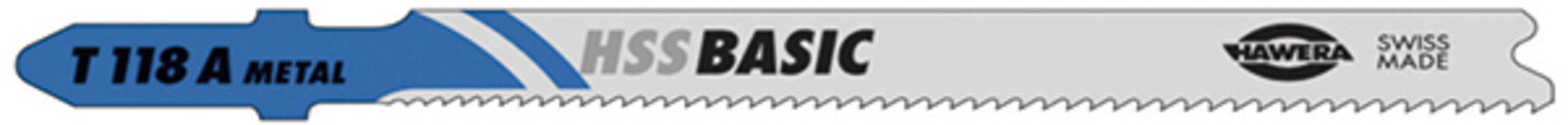Terä pistosahaan, HSS-Basic 67 x 1,1-1,5