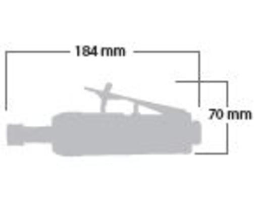 Suorahiomakone 6 mm, Shinano - Suorahiomakone 6 mm