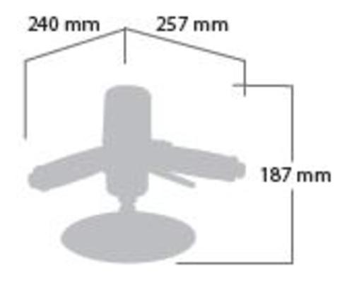 Kiillotuskone 180 mm, Shinano - Kiillotuskone 180 mm