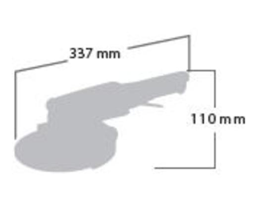 Kulmahiomakone 180 mm, Shinano 2600L - Kulmahiomakone 180 mm