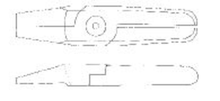 Leikkurin (MR30A ja MR35A) terä F9PS, Muromoto - Leikkurin (MR30A ja MR35A) terä F9PS