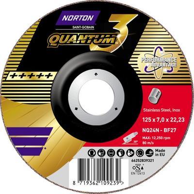 Hiomalaikka teräkselle Quantum 3, Norton - Hiomalaikka teräkselle, Norton Quantum 3