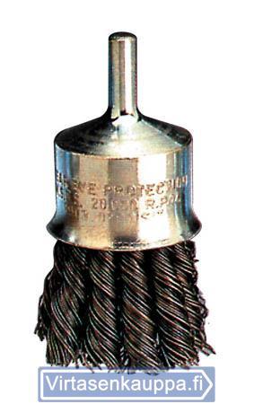 Tupsukaraharja 23 mm, palmikoitu - Osborn