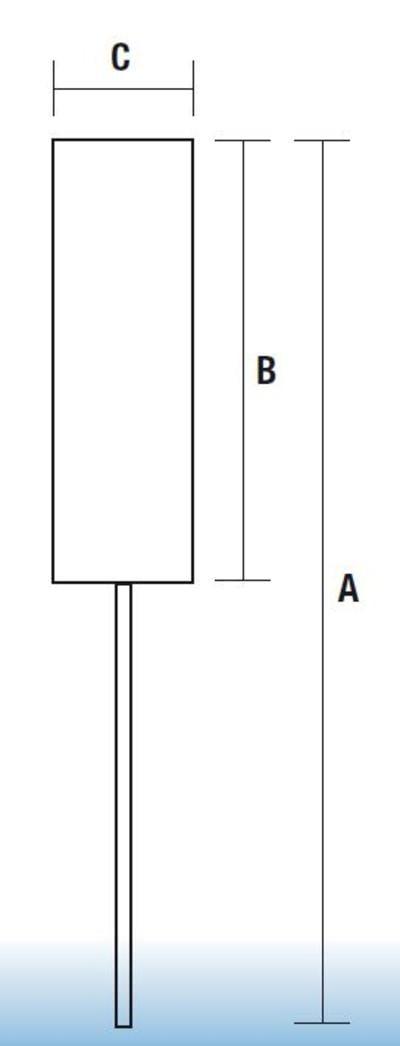 Pallohooni - reikä 54 mm, Osborn - Pallohooni - reikä 54 mm