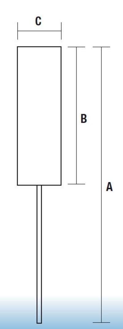 Pallohooni - reikä 95 mm, Osborn - Pallohooni - reikä 95 mm