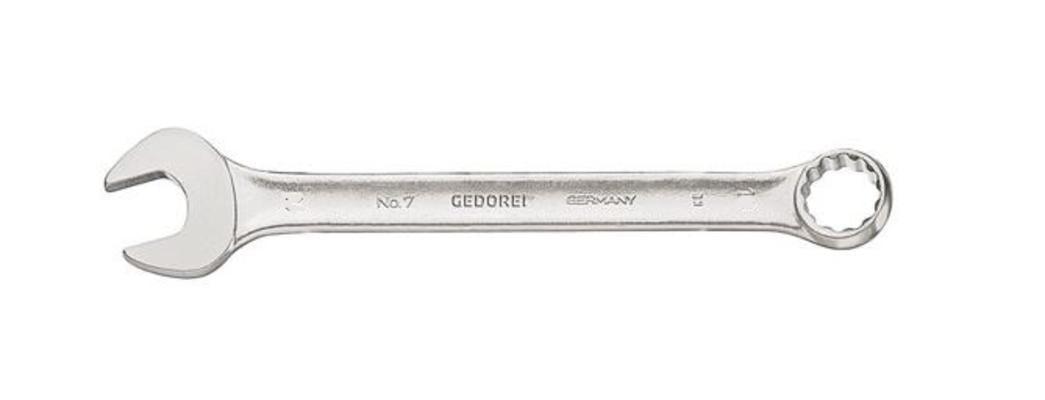 Kiintosilmukka-avain, Gedore - Kiintosilmukka-avain 4 mm