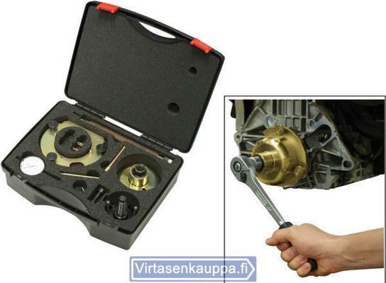 Kampiakselin tiivisteen asennussarja - VAG/Mitsubishi - Kampiakselin tiivisteen asennussarja