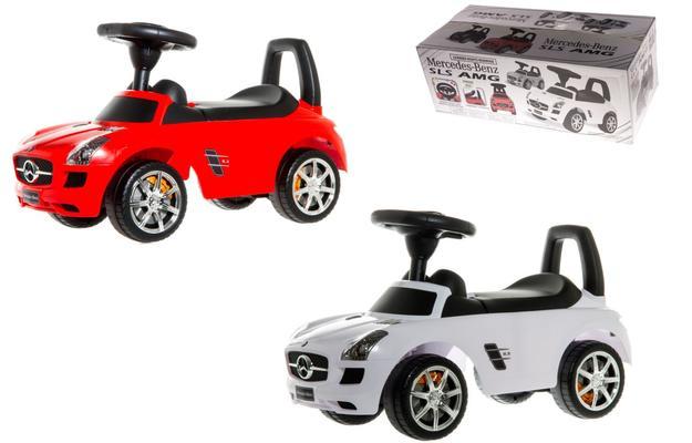 Potkuauto Mercedes-Benz - Potkuauto Mercedes-Benz
