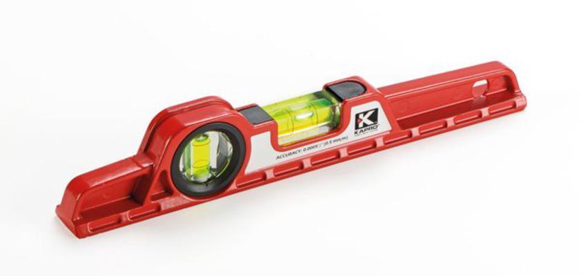 Valettu vesivaaka työkalupakkiin, Kapro - Valettu vesivaaka työkalupakkiin