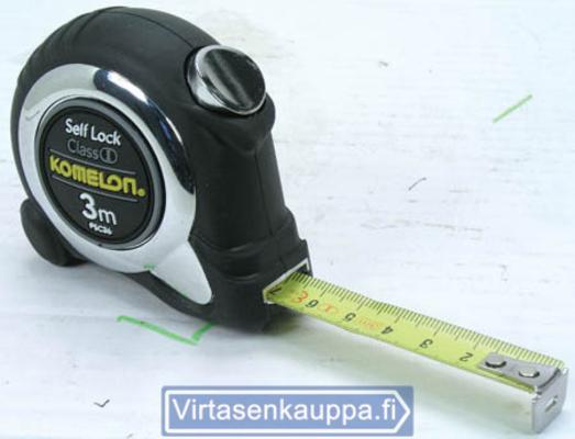 Rullamitta Self Lock 3 m - Rullamitta 3m x 16 mm