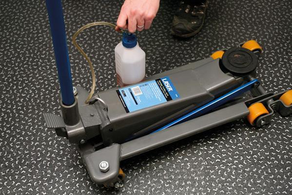 Täyttöpumppu letkulla 1 l, Laser - Täyttöpumppu letkulla 1 l, Laser