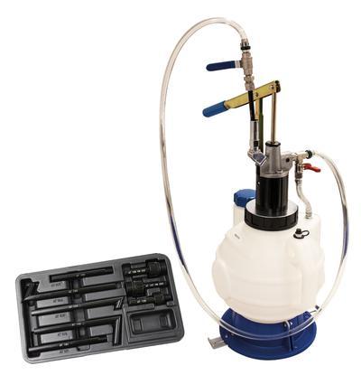 ATF-öljynvaihtopumppu DSG + 8-osainen adapterisarja - ATF-öljynvaihtopumppu DSG
