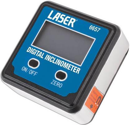 Digitaalinen astekulmamittari, Laser - Digitaalinen astekulmamittari, Laser