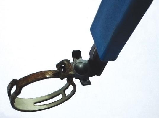 Letkunkiristimen asennustyökalu (VAG), Laser - Letkunkiristimen asennustyökalu (VAG)