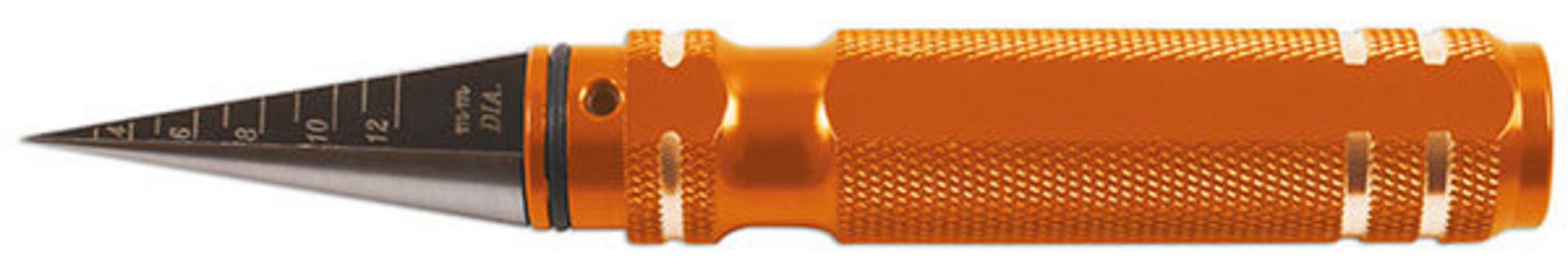 Lävistintyökalu (0-15 mm), Power-Tec
