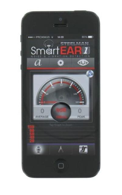 Elektroninen stetoskooppi, Smart Ear 1 - Elektroninen stetoskooppi, Smart Ear 1